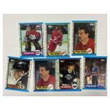 1989-90 Topps Hockey Cards Roy, Yzerman