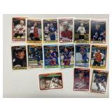 1990-91 Topps Hockey Cards