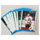 (21) 1989-90 O-Pee-Chee #147 Brendan Shanahan Lot