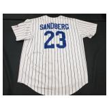 Ryne Sandberg Cubs Baseball Jersey