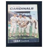 1964 Saint Louis Cardinals Yearbook
