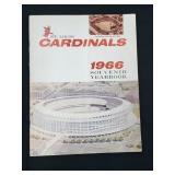 1966 Saint Louis Cardinals Yearbook