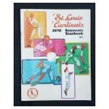 1970 Saint Louis Cardinals Yearbook