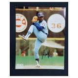 Lee Smith Signed Photograph