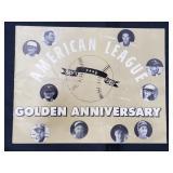 1951 American League Golden Anniversary Book