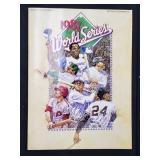 1987 World Series Official Program