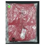 Stan Musial HOF Championship Red Polo Shirt