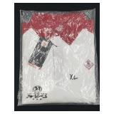 Stan Musial HOF Championship White/ Red Shirt