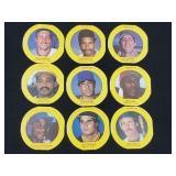 Baseball Superstars Our Own Tea Trading Discs