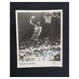 Michael Jordan Facsimile ProServ Advertisement