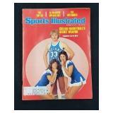 1977 Larry Bird Sports Illustrated Magazine