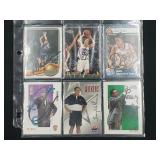 Signed Basketball Cards