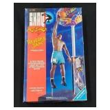 1993 Shaq Attaq Reverse Jam 6 Inch Figurine