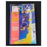 1993 Shaq Attaq Rim Hanger 6 Inch Figurine