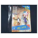 1999 Vince Carter UNC NBA Mattel Action Figures