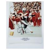 Archie Griffin Signed Photograph
