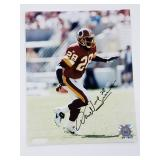 Darrel Green Signed Photograph With Certificate
