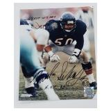 Mike Singletary Signed Photograph