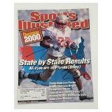 Travis Minor Signed Sports Illustrated Magazine
