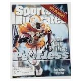 Peerless Price Signed Sports Illustrated Magazine