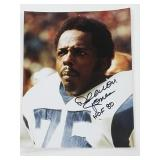 Deacon Jones Signed Photograph
