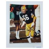 Ray Nitschke Signed Photograph