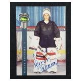 Manon Rhaume Signed Classic Card #224