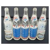 St. Louis Blues Stanley Cup Record Pepsi Bottles