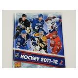 2011-12 NHL LNH Hockey Sticker Album W/Stickers
