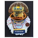 St. Louis Blues NHL Snow Globe
