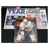 The Hockey / New York Times Hockey Hull Magazines