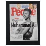 2016 Muhammad Ali People Magazine