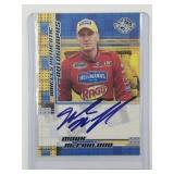 Mark McFaland Signed 2004 Wheels Card