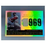 2004 Topps Tribute Stan Musial Game Used Card