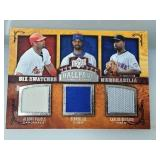 Pujols/Lee/Delgado/Gonzalez/Fielder/Laroche Card