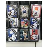 Lightning & Oilers Game Used & Signed Cards