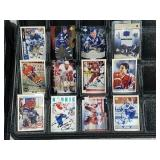 Maple Leafs Canadiens Game Used & Signed Cards