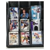 Sharks & Flyers Game Used & Signed Cards