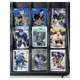 Whalers Sabres Coyotes Signed Cards