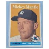 1958 Topps Mickey Mantle #150