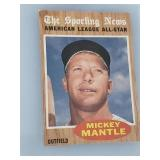 1962 Topps Mickey Mantle #471