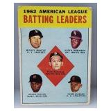 1963 Topps Mickey Mantle #2