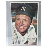 1964 Topps Giants Mickey Mantle #25
