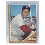 1962 Topps Stan Musial #50