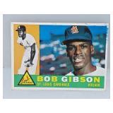 1960 Topps Bob Gibson #73