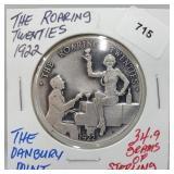 Danbury Mint Roaring Twenties Round