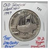 Danbury Mint Old Ironsides Launch Round