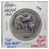 Danbury Mint Pearl Harbor Round