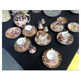 Lot of Oriental China