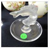 Lalique Fish Dish